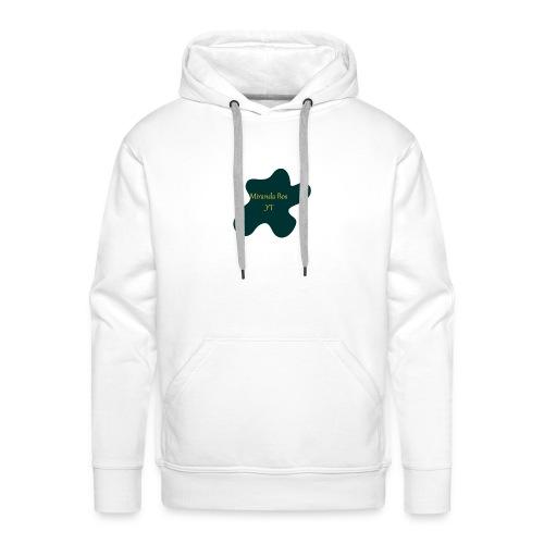 Miranda Bos_YT Merchandise - Mannen Premium hoodie