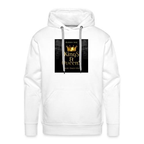 Kings_-_Queens - Men's Premium Hoodie