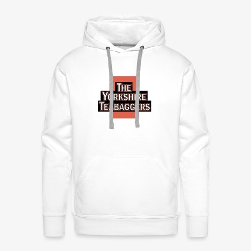 The Yorkshire Teabaggers - Men's Premium Hoodie