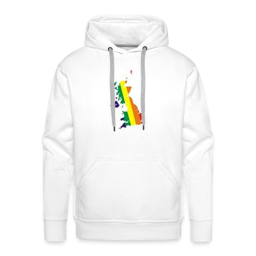UK Pride - Men's Premium Hoodie