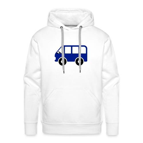 Bus Comic - Männer Premium Hoodie