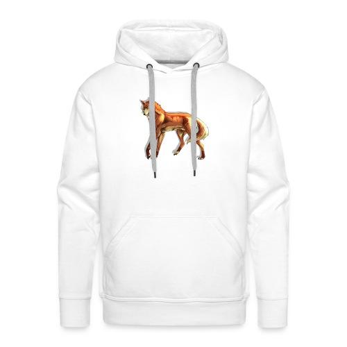 Fox of the night - Men's Premium Hoodie