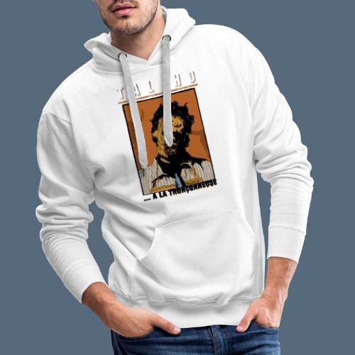Collection Sandy.M 2021/2022 (Leatherface) - Sweat-shirt à capuche Premium pour hommes