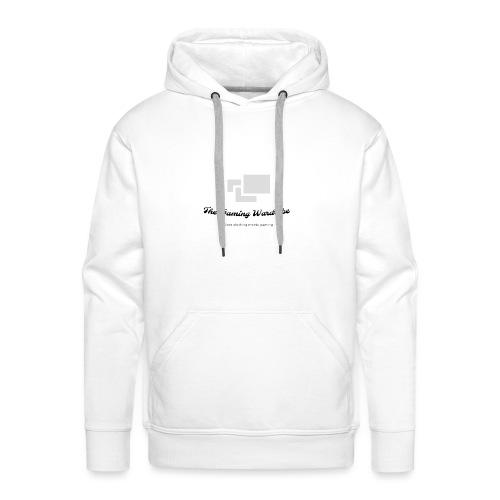 *UPDATED* TheGamingWardrobe Official Logo - Men's Premium Hoodie