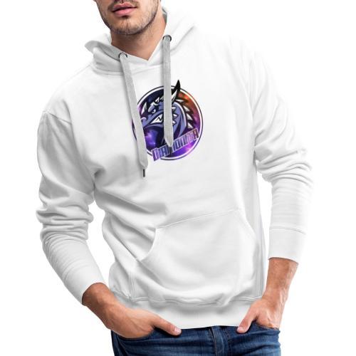DIa Logo - Herre Premium hættetrøje