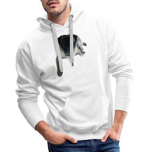 Pug carlino shirt - Sudadera con capucha premium para hombre