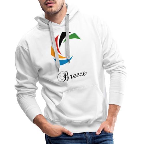 Breeze - Men's Premium Hoodie