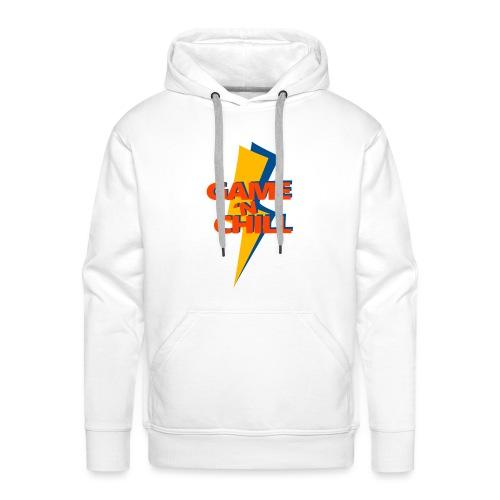 Game 'n Chill - Mannen Premium hoodie