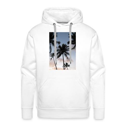 PALMTREES DOMINICAN REP. - Mannen Premium hoodie