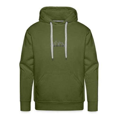 New Degn City - Herre Premium hættetrøje