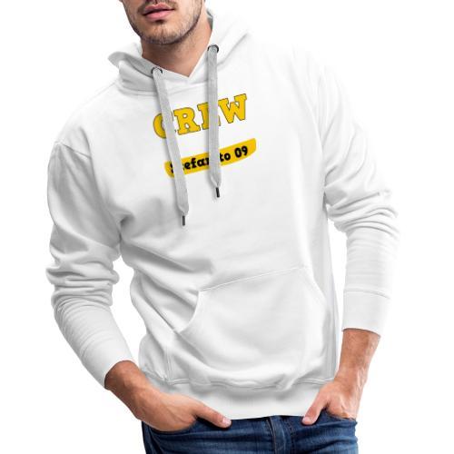 Crew Stefanito09 - Männer Premium Hoodie