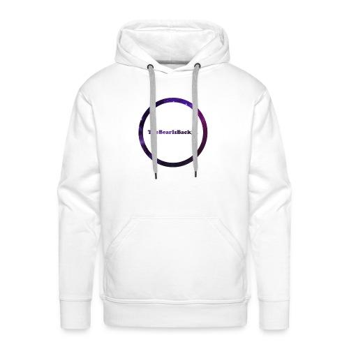 TheBearIsBack31 vrouw - Mannen Premium hoodie