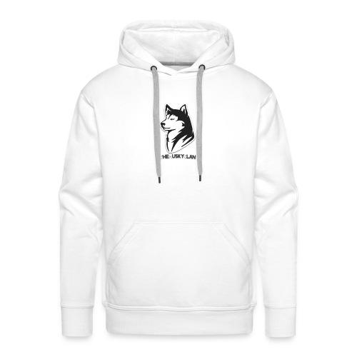 LOGO SHIRTS png - Mannen Premium hoodie