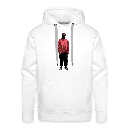Streetwear Comic Character - Mannen Premium hoodie