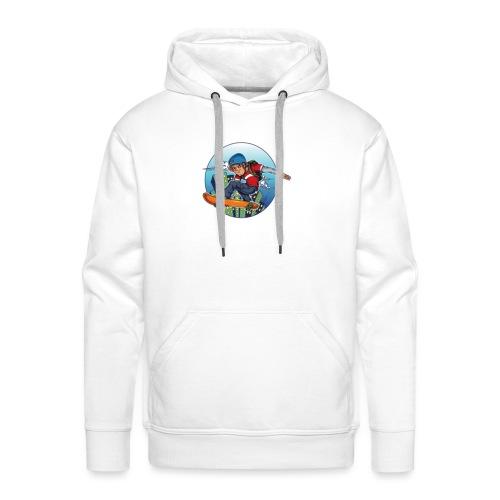 Skater - Men's Premium Hoodie