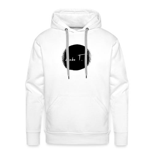 Logo Labo T. - Sweat-shirt à capuche Premium pour hommes