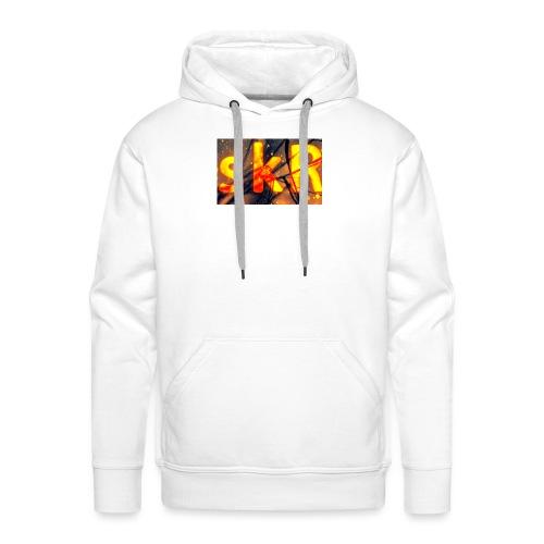 Flames - Men's Premium Hoodie