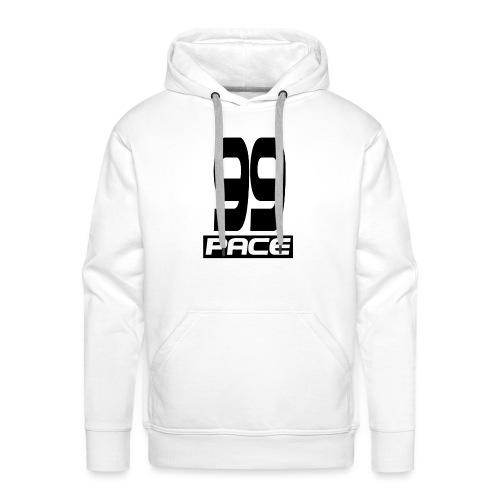 99 Pace Mok - Mannen Premium hoodie