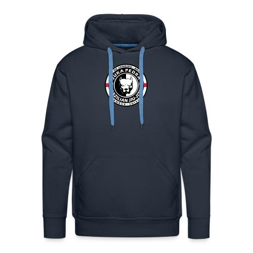 Bjj Team Logo - Men's Premium Hoodie