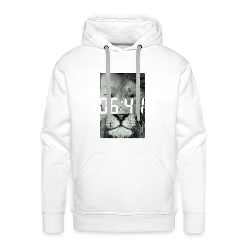 Time man low - Mannen Premium hoodie