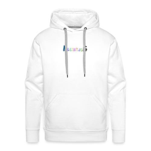 Kleintjes shirts - Mannen Premium hoodie