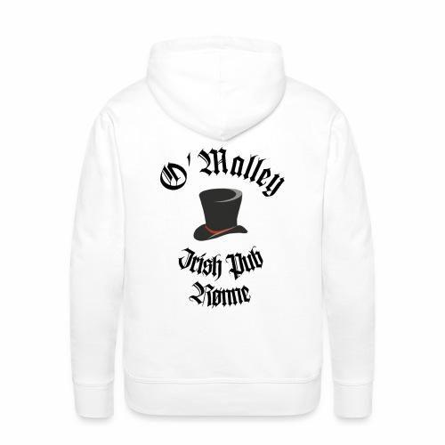 O Malley Logo 2020 - Herre Premium hættetrøje
