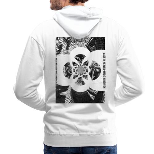 sdfgh - Mannen Premium hoodie
