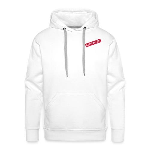 LOGOKNVNVLSN copy - Mannen Premium hoodie