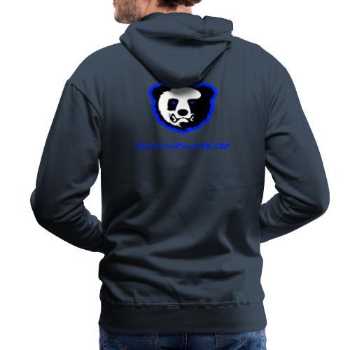 PandaTV_123 Merch - Herre Premium hættetrøje