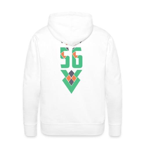 déco PZ MX5 CUP 2018 56 - Sweat-shirt à capuche Premium pour hommes