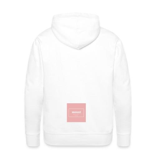 M O U N T apparel AMS - Mannen Premium hoodie
