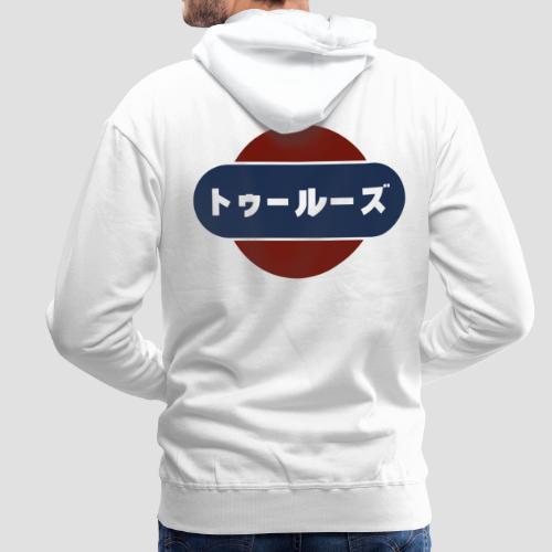 Pills Circle TOULOUSE - Sweat-shirt à capuche Premium pour hommes
