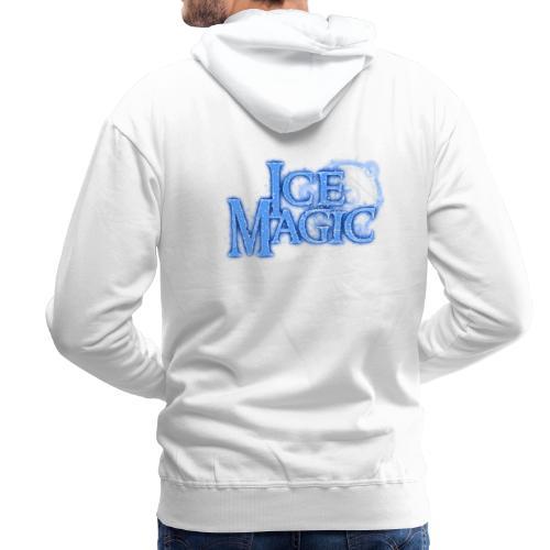 Ice Magic - Männer Premium Hoodie