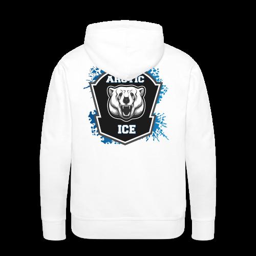 Arctic Ice Custom - Men's Premium Hoodie