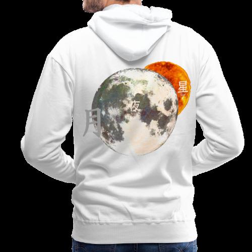 47 - Sweat-shirt à capuche Premium pour hommes
