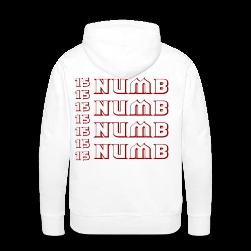 15 | NUMB - Premiumluvtröja herr