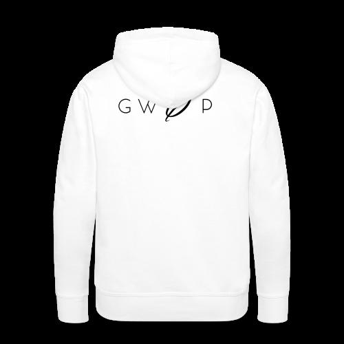 GWØP BASIC - DØS - Sweat-shirt à capuche Premium pour hommes