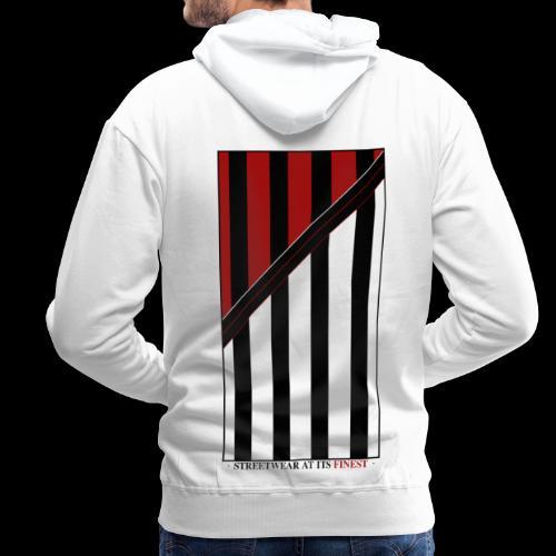 Streetwear Design - Männer Premium Hoodie