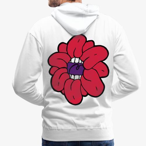 SkinnyCurls Rose - Männer Premium Hoodie