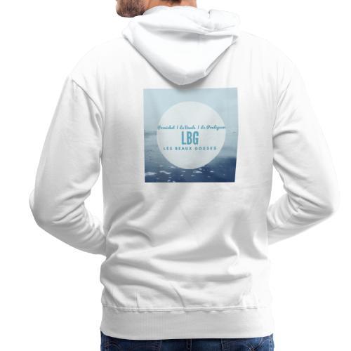 Collection LBG Les Beaux Gosses - Sweat-shirt à capuche Premium pour hommes