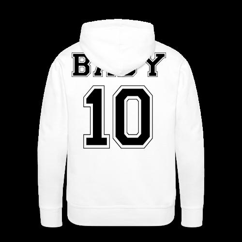 BABY 10 - Black Edition - Männer Premium Hoodie