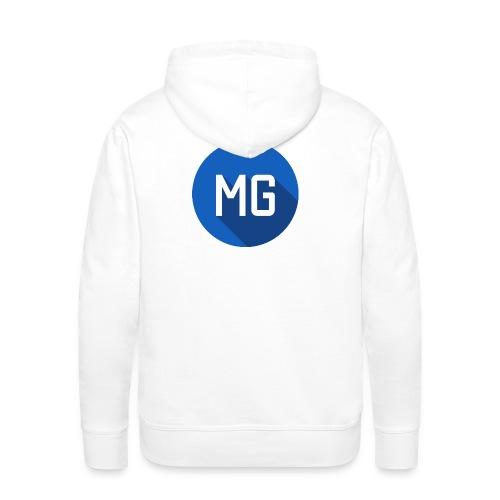 MG Clan Logo - Männer Premium Hoodie