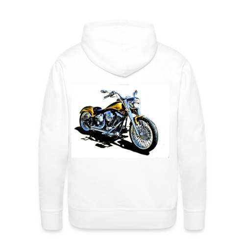 ok 78 - Sweat-shirt à capuche Premium pour hommes