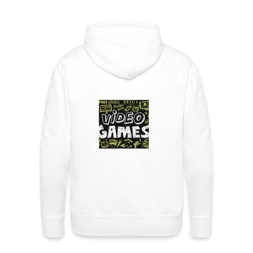 photo - Sweat-shirt à capuche Premium pour hommes
