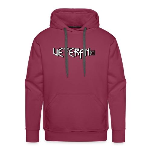 Vétéran® - Sweat-shirt à capuche Premium pour hommes