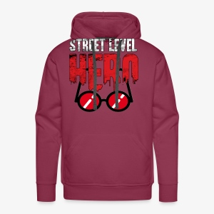 Street Level Hero - Men's Premium Hoodie