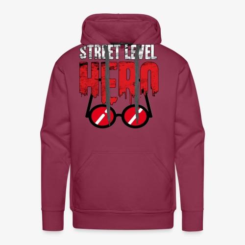Street Level Hero - Men's Premium Hoodie