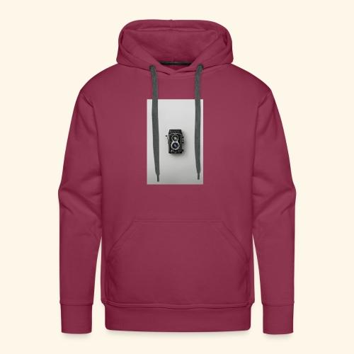 Rolleiflex - Männer Premium Hoodie