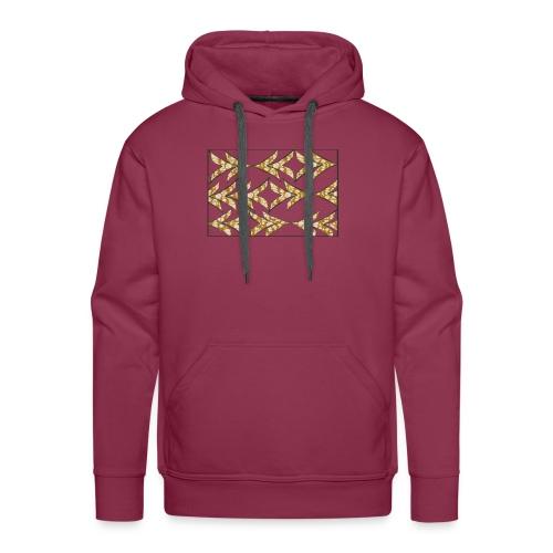vv_trame - Sweat-shirt à capuche Premium pour hommes