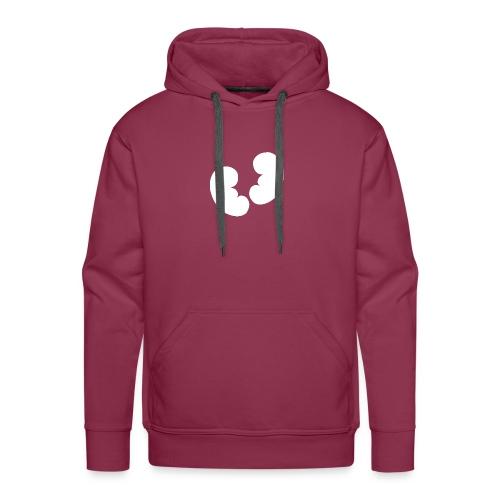 Nieren Design - Mannen Premium hoodie